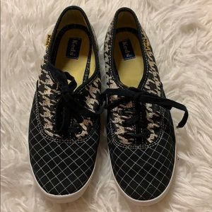 Keds Shoes - Keds Houndstooth Sneakers
